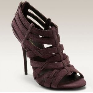 "Elizabeth & James ""Lucy"" Caged Sandal Size 9.5"